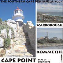 Peninsula Publishers - Cape Point, Scarborough & Kommetjie